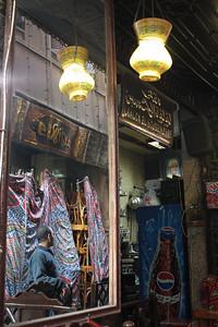 Khan al-Khalili Market, Cairo, Egypt