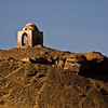 Title: Shrine on a Hill<br /> Date: October 2009<br /> Aswan