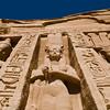Title: Carved Giants<br /> Date: October 2009<br /> Abu Simbel