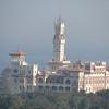 King Farouk's Palace (still used by Mubarak) in Alexandria