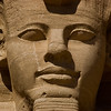 Title: Face<br /> Date: October 2009<br /> Abu Simbel