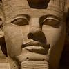 Title: Face<br /> Date: October 2009<br /> Abu Simbel