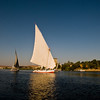 Title: Boats of Aswan<br /> Date: October 2009<br /> Aswan.