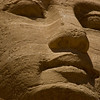 Title: Gaze<br /> Date: October 2009<br /> Abu Simbel