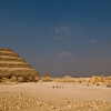 Title: Ruins<br /> Date: October 2009<br /> The Step Pyramid of Djoser in Saqqara.