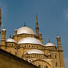 Title: Height<br /> Date: October 2009<br /> The Alabaster Mosque in Cairo.