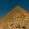 Title: The Great Pyramid of Khufu<br /> Date: October 2009<br /> Giza