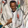 Title: Nubian Boatsman<br /> Date: October 2009<br /> A Nubian boatsman in Aswan.