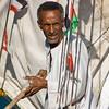 Title: Nubian Boatsman<br /> Date: October 2009<br /> A Nubian boatsman in Aswan.