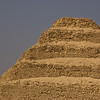 Title: Old Stones<br /> Date: October 2009<br /> The Step Pyramid of Djoser in Saqqara.