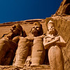 Title: Classic Poses<br /> Date: October 2009<br /> Abu Simbel