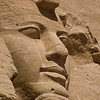 Title: Cut In Rock<br /> Date: October 2009<br /> Abu Simbel