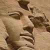 Title: Cut In Rock<br /> Date: October 2009<br /> Abu Simbel