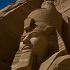 Title: Face of a Man-God<br /> Date: October 2009<br /> Abu Simbel