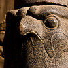Title: Horus<br /> Date: October 2009<br /> The great statue of Horus at Edfu.