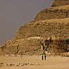 Title: The Desire to Build<br /> Date: October 2009<br /> The Step Pyramid of Djoser in Saqqara.
