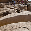 Title: Carved Stone<br /> Date: October 2009<br /> Aswan.
