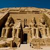 Title: Ramese' Great Achievement<br /> Date: October 2009<br /> Abu Simbel
