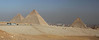 The Great Pyramids at Giza