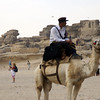 Security at the Giza Pyramids