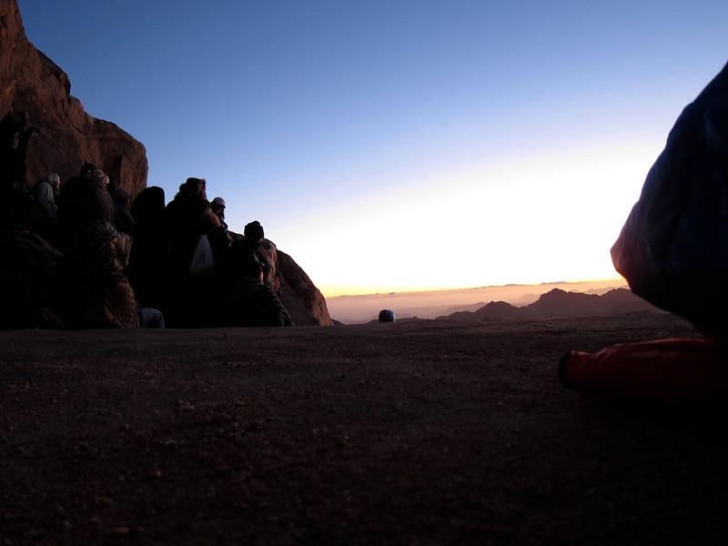 Climbing Mount Sinai (3)