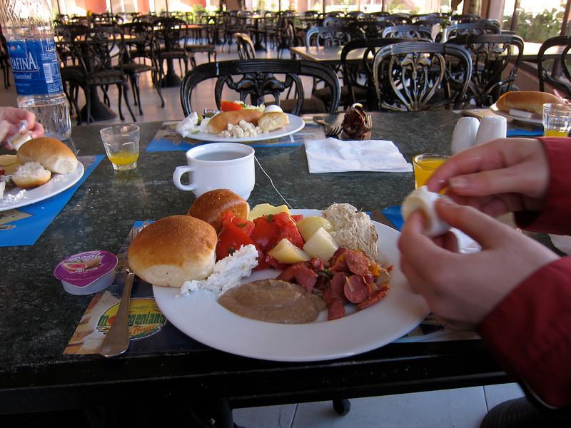 Sinai Lunch
