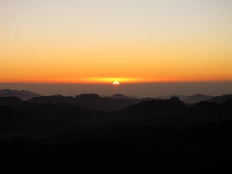 Mount Sinai Sunrise (6)