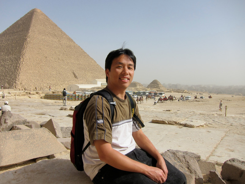 Great Pyramids (1)