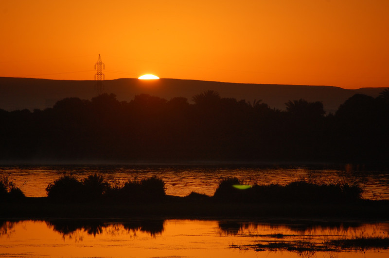 Nile Sunrise (1)