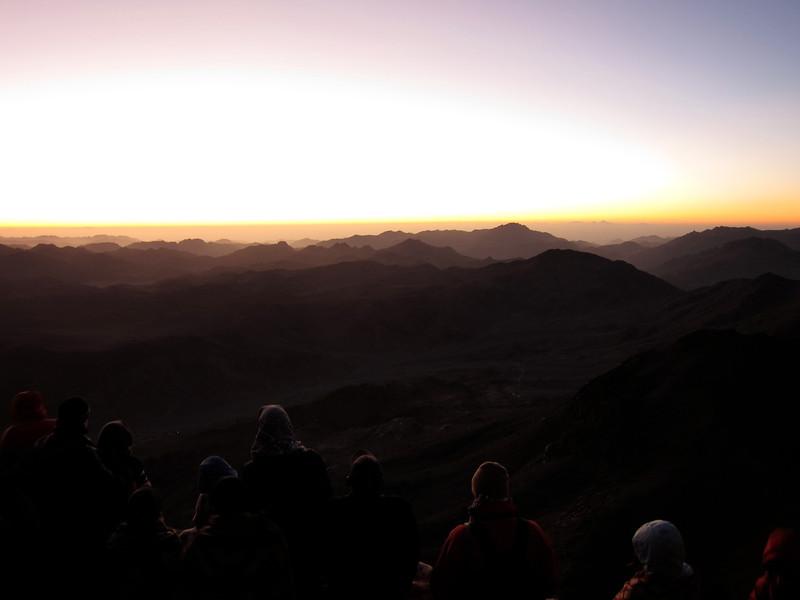 Mount Sinai Sunrise (2)