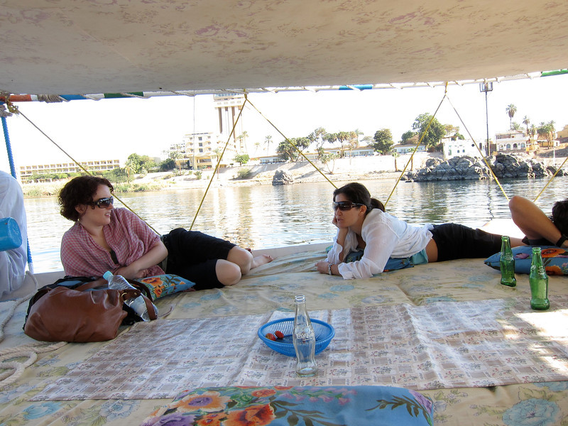 Sailing and Relaxing on the Nile (5)