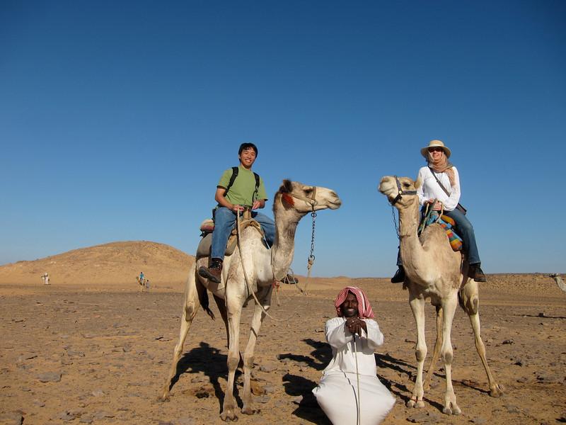Camel Tour at Aswan (11)