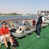 Our Nile Cruise Boat, the Melodie