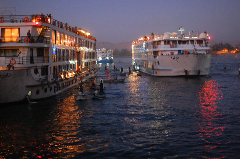By the Locks of the Nile (1)