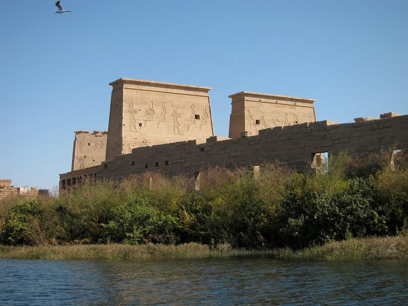 Philae Temple at Aswan (2)