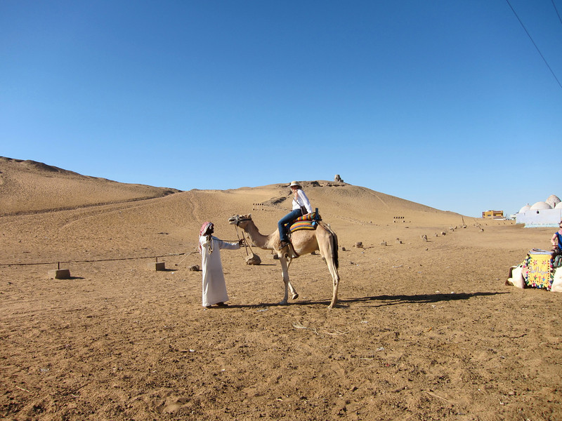 Camel Tour at Aswan (1)