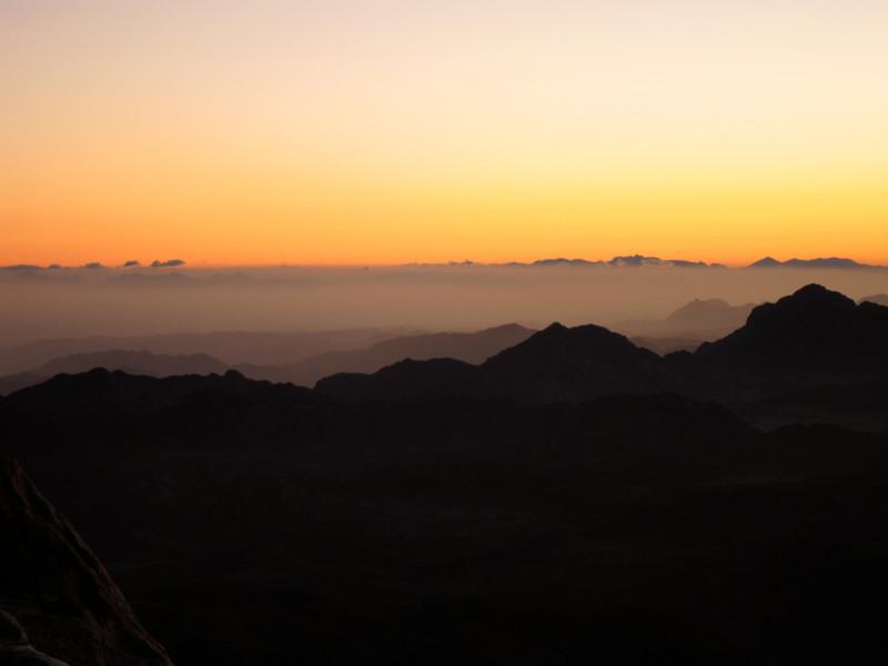 Mount Sinai Sunrise (3)
