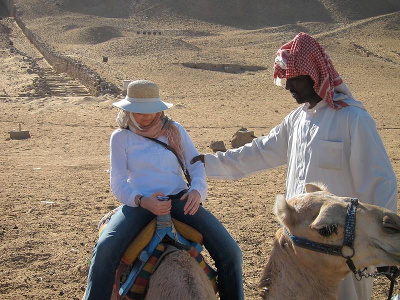 Camel Tour at Aswan