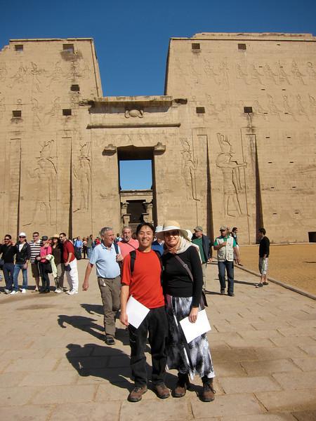 Temple at Edfu (5)