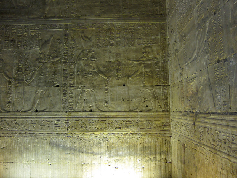 Temple at Edfu (3)