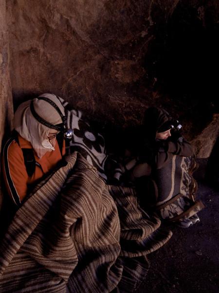 Climbing Mount Sinai (2)