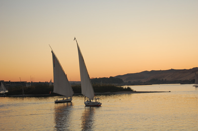 Sailing and Relaxing on the Nile (8)