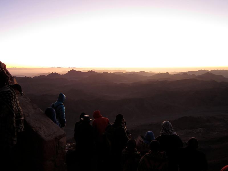 Mount Sinai Sunrise (1)