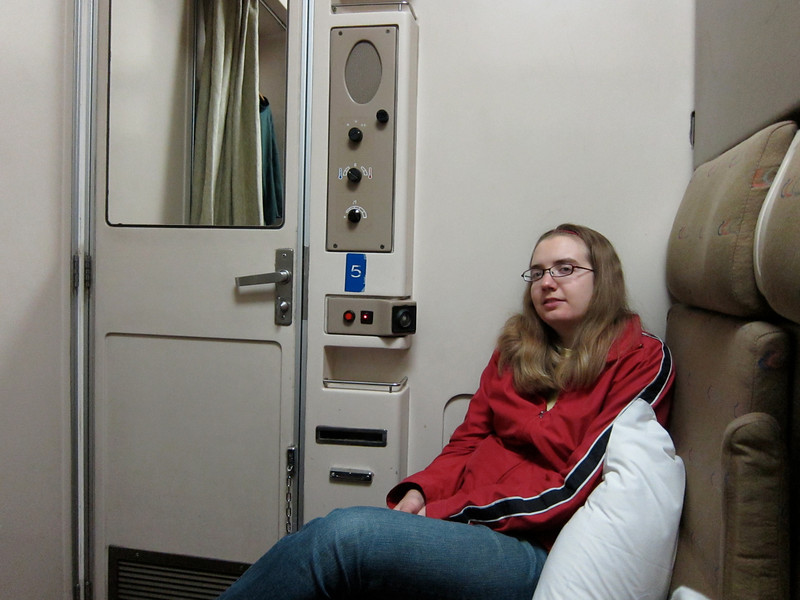 Sleeper Train to Cairo