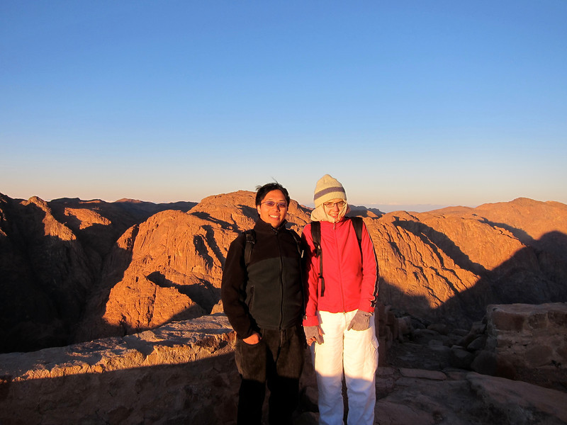 Mount Sinai Sunrise (8)
