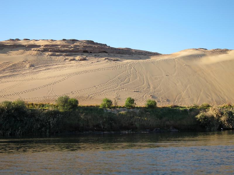 Aswan Dunes