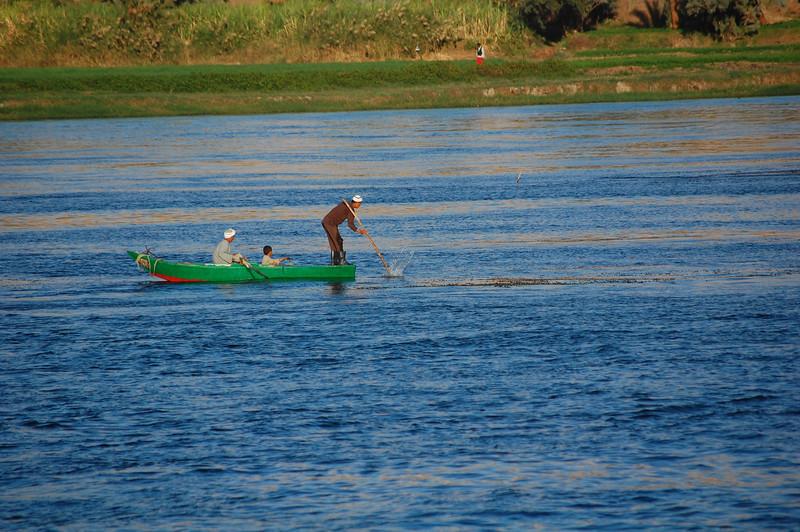 Cruising the Nile (1)