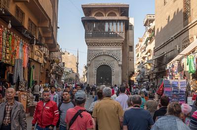 Walking around Cairo