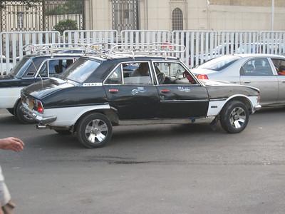 Cairo taxis
