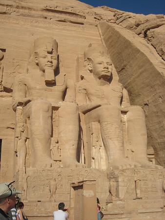 Egypt 3: Nubian village, Abu Simbel, Cairo